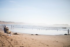 Oualidia beach (Tomas Adam) Tags: ocean morrocco maroko oualidia tomasadampics