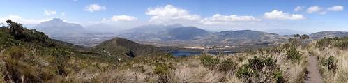 Province d'Imababura et ses volcans - Équateur