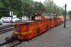 MMF Industrial mining locomotive for transport of goods and people. (Franky De Witte - Ferroequinologist) Tags: de eisenbahn railway estrada chemin fer spoorwegen ferrocarril ferro ferrovia