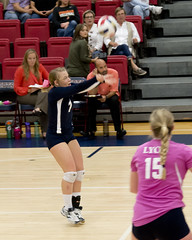 DAVE1757 (David J. Thomas) Tags: sports athletics women volleyball arkansas scots batesville lyoncollege philandersmithcollege