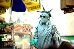 Stories of Liberty and Liberty (Thomas Hawk) Tags: nyc usa newyork unitedstates centralpark manhattan unitedstatesofamerica statueofliberty