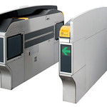 自動改札機の写真