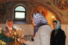 22. The commemoration day of St Sergius of Radonezh in Bogorodichnoe village / Праздник Прп. Сергия Радонежского в Богородичном
