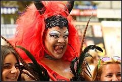 IMG_8515B LA POSE. (ACCITANO) Tags: gay pride parade alicante disfraces benidorm gays lesbianas trajes levante 2015 transexuales