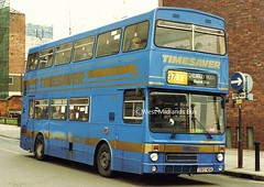 2913 (LH) D913 NDA (WMT2944) Tags: travel west midlands nda timesaver 2913 d913