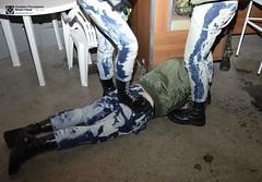Skinheads in gear. (Scally Skin - Love skins Love Scally) Tags: boots skinhead gayskinhead bootstomping