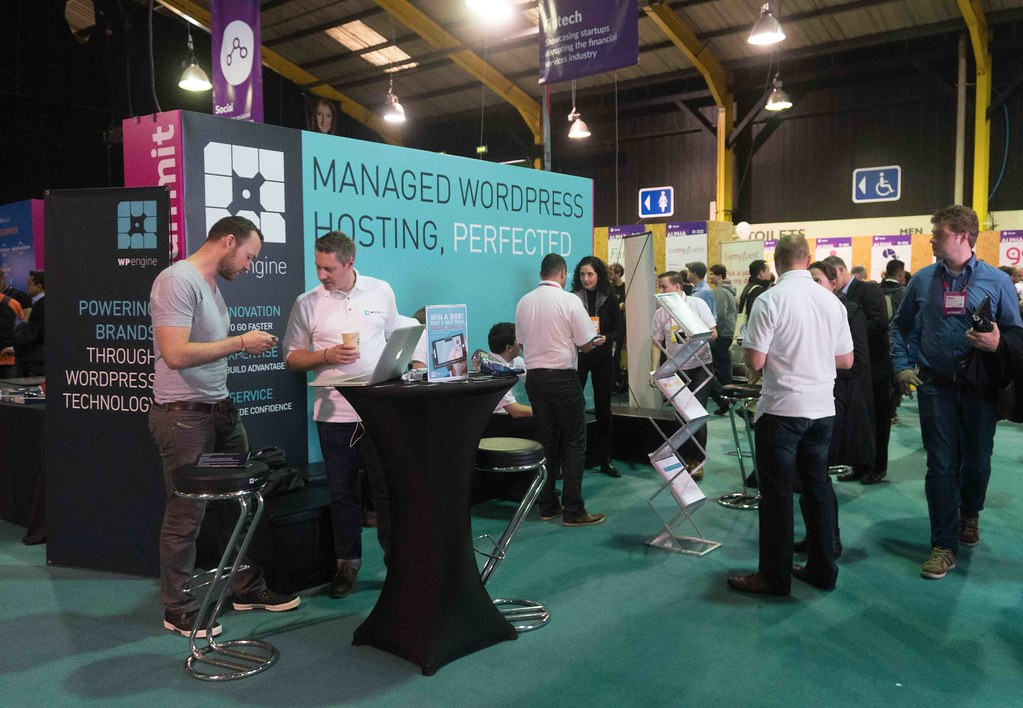 WPENGINE AT THE WEB SUMMIT IN DUBLIN [ DAY 3 - 2015]--109936