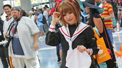 Anime Expo 2014 Day 2