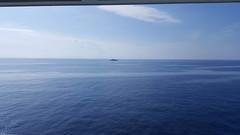 Distant Greek battleship (grinnin1110) Tags: europe aegean hellas greece battleship mykonos mediterraneansea ellas islandprincess hells ells mediterraneancruise armoredcruiser ayiosstefanos vacation2015