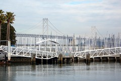 Marina and Bay Bridge (MarkAClem) Tags: sf sanfrancisco marina photo baybridge mccoveycove walkabouts