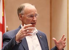 12-07-2015 Governor Bentley talks to BIPAC Group