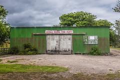 Matauri Bay, New Zealand (TV DiSKO) Tags: newzealand corrugated green northisland