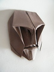 Achille - Franco Pavarin (Rui.Roda) Tags: face origami mask papiroflexia franco rosto visage masque mscara maschere papierfalten pavarin