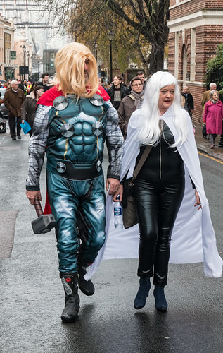 Thor and Storm