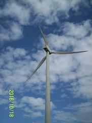 100_1802 (The Cudgegong) Tags: windfarm tara wind propeller power energy victoria