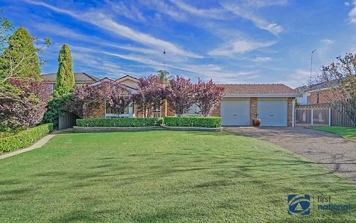 16 Dominish Crescent, Camden South NSW 2570