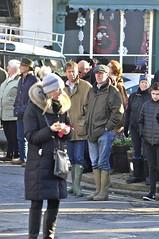 Boxing Day Hunt meet in Kirkbymoorside (petelovespurple) Tags: hunt thehunt kirkbymoorside northyorkshire wellies women wellingtons england ryedale trousers yorkshire uniforms people sexy fun girls happy hats jodhpurs ladies candid boots boys men gentlemen horses