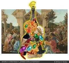 159-DondeEstaLaNavidad (William V. Barber) Tags: adoracióndelosreyesmagos alimentos arte belén cristianismo natividad riqueza sandrobotticelli