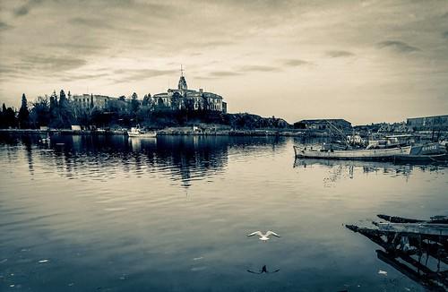 The old pier #asus #asuszenfone #bulgaria #burgas #mybulgaria #bulgariaofficial #asuszenfone3ultra