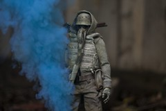 IMG_1696 (wadetaylor) Tags: threea threeacustom smoke smokeball coloredsmoke gasmask sparks