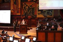 Sesión No. 433 del Pleno de la Asamblea Nacional  / 18 de enero de 2017 (Asamblea Nacional del Ecuador) Tags: tce contencioso electoral tribunal asambleanacional ecuador