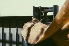 (Giuseppe Chirico) Tags: photo photography streetphotography street colorsinourworld color colora colors colours colour yellow gas wall home house art composition prospective morning light lights sunlight sun