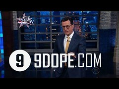 So Here We Are: Donald Trump Is Officially The President (9dope) Tags: bit celebrities colbert donald latelateshow latenight lateshow letterman monologue officially president skits stephencolbert talkshow thelatelateshow thelateshow trump