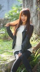 DSC01547 (rickytanghkg) Tags: 70210mm minolta sony a7ii sonya7ii a7m2 young woman pretty lady beautiful girl beauty female model asian chinese portrait outdoor sunny