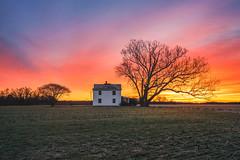 Winter Sunrise (Michael Chronister) Tags: rva richmond virginia sunrise explore exploration