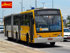 3 1607 VIP - Unidade Itaim Paulista (busManíaCo) Tags: vip unidade itaim paulista carro 3 1607 caio millennium ii mercedesbenz o500ma busmaníaco nikond3100 ônibus bus 公共汽车 автобус pasi బస్సు حافلة اتوبوس รถบัส autobús