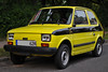 Fiat 126 (juppiduschalalala) Tags: gelbschwarz gelb fiat fiat126 bambino bambino650 personal4