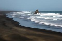 Karekare Beach, New Zealand (ianfarrell59) Tags: karekarebeach newzealand