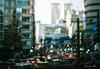 PM4:00 Shinjuku (NINA KOB (on & off)) Tags: composite hdr shinjuku bokeh color yearend urban cityview tokyo