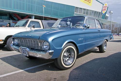 Ford Falcon Tudor 1960 (2367)