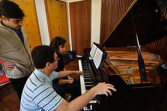 Oficina - Pŕática de Música Barroca no Piano (invernoculturalufsj) Tags: 25ic 25invernocultural 25anos sjdr sãojoãodelrei ufsj leandronunes música oficina piano mg brasil bra