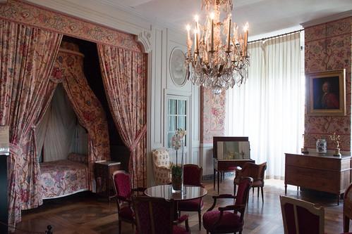 Chambre du gouverneur, Château de Chambord