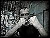 Dan Saplume (Phoenix Blue Parangon) Tags: urbex surréaliste monochrome démon devil masculin mâle man