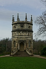 Octagon Tower (Sparky the Neon Cat) Tags: europe uk united kingdom gb great britain england north yorkshire studley royal octagon tower