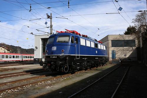 TRI 110 428-0 Lokwerkstatt Lokomotion, Kufstein