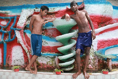 The big guys (martien van asseldonk) Tags: martienvanasseldonk bangladesh boy dhaka