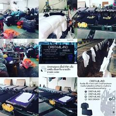 รับผลิต เสื้อคอกลม คอวี โปโล ผ้ากีฬา ผ้าคัตตอล100% งานเสื้ออื่นๆ กางเกง ถุงผ้า งานผ้าสั่งทำตามแบบทุกประเภท รวมทั้งงานพิมพ์ลาย สกรีนลาย งานปักลาย ตามออเดอร์และแบบตัวอย่างปรึกษาฟรี fanpage : www.facebook.com/orbthailands LINE : orbthailand IG : orbthailand