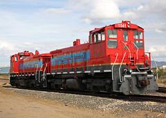 1541 & 1542 EMD Class SW1500 Kingman Terminal Railroad. (Keith B Pics) Tags: keithbpics locomotive kingman ketr emdclasssw1500 kingmanterminalrailroad railroad rr kingmanterminalrr 1541 1542 emd