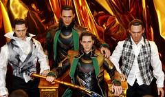 Team Loki (Anna_Mai) Tags: actionfigures onesixscale hottoys loki avengers darkworld tomhiddleston