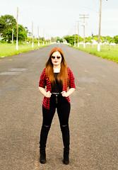 Francielle Caldeirão (gustavoomarques) Tags: ensaio foto fotografia ruivas namorada moda