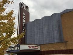 Cincinnati, Ohio (jericl cat) Tags: woodward theatre cincinnati ohio overtherhine 20th century theater artdeco streamlined facade moderne pylon