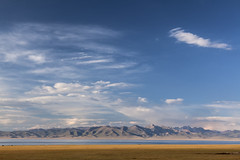 Late afternoon (Joost10000) Tags: kyrgyzstan narynprovince centralasia lake lakeshore sky clouds landscape landschaft canon canon5d eos beauty songkul sonkul songkol summerpastures outdoors scenic nature asia natura natur