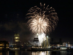 Royal Greenwich Tall Ships Festival 2015 (olliepix) Tags: santa london festival thames river fireworks maria ships greenwich royal tall aug manuela 27 thursday 2015