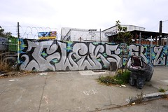 FLEKS (STILSAYN) Tags: california graffiti oakland bay east area 2015 fleks