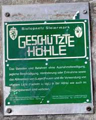 Puxerloch1v3 Geschützte_Höhle Höhlenburg Teufenbach Steiermark (rerednaw_at) Tags: puxerloch geschütztehöhle höhlenburg teufenbach steiermark