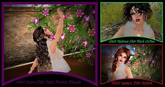 A&A Seasons Change.. (purpleprimrose1975) Tags: life new school people test beautiful fashion hair creativity photo mesh sale 5 alice release contest style indoor womens class mens stunning second styles designs photocontest groupshot aa esme womans klinger 2015 lindens purpleprimrose {black alliali meshhair brown} melrosa coffee} leesyn {russet} {dark